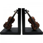 BOOKEND VIOLIN