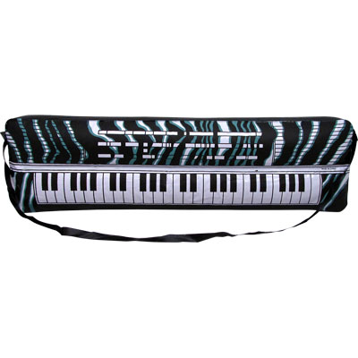 INFLATABLE KEYBOARD W/ STRAP 24""
